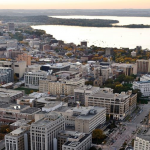 View of Madison