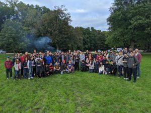 SACM picnic group photo
