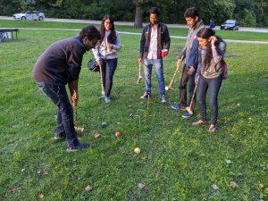 SACM picnic croquet