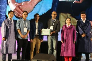 Single Photon 3D Imaging Paper wins Marr Prize Honorable Mention at IEEE ICCV
