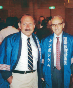 Olvi and George Dantzig
