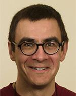 Dieter van Melkebeek headshot