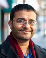 Jignesh Patel headshot