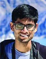 Rahul Chatterjee headshot