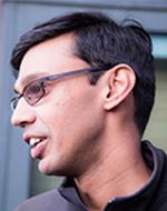 Shivaram Venkataraman headshot