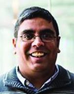 Vikas Singh headshot
