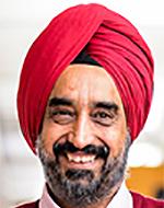 Gurindar Sohi headshot