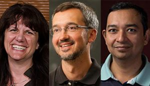 Andrea Arpaci-Dusseau, Remzi Arpaci-Dusseau, and Suman Banerjee named 2020 Association for Computing Machinery Fellows